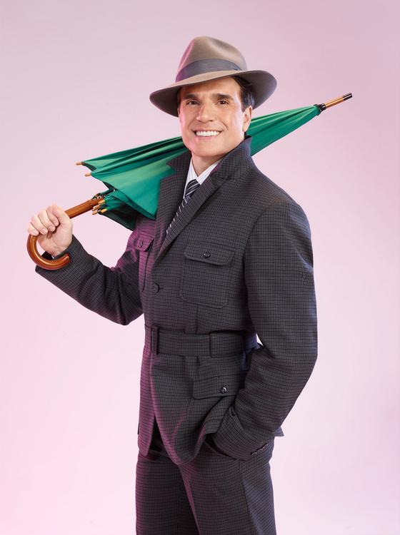 O ator Jarbas Homem de Mello  (Foto:  Paschoal Rodriguez)
