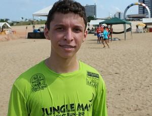 Jungle man, Manaus (Foto: Adneison Severiano/Globoeporte.com)