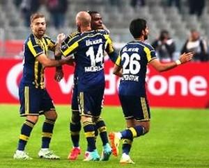 Fenerbahçe x Besiktas  (Foto: Divulgação/Fenerbahçe )