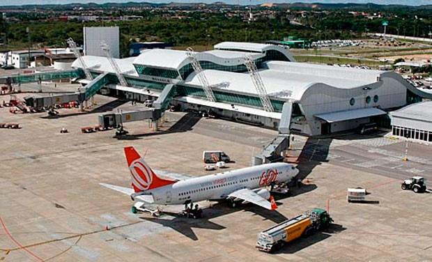 Aeroporto Internacional Augusto Severo, na Grande Natal (Foto: Canindé Soares)