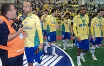 Incomodado, supervisor promete mudanças na seleção brasileira