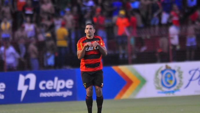 Diego Souza  (Foto: Aldo Carneiro (Pernambuco Press))