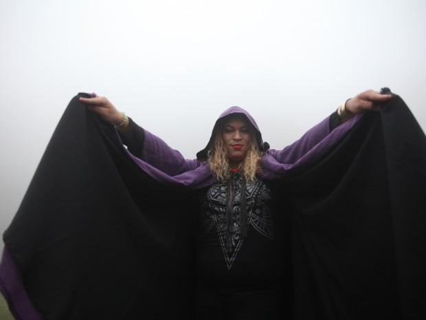 São esperadas 400 bruxas no evento (Foto: Glauco Araújo/G1)
