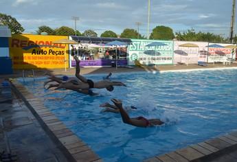 Santarém Open de Nataçao deve reunir atletas das escolas da cidade (Foto: Luti Gomes/TV Tapajós)