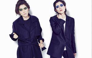 Com disco novo, Tegan and Sara misturam passado e presente em setlist especial para primeiro show no Brasil, no Lollapalooza