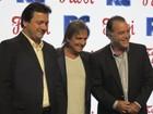 Nova propaganda da Friboi terá Roberto Carlos e Tony Ramos juntos