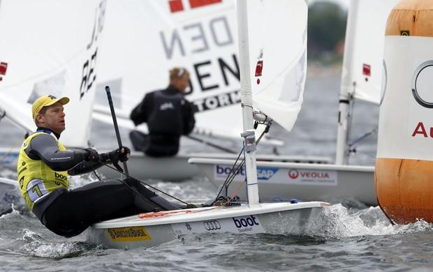Com a exclusão da Star, Robert Scheidt voltou à Laser para disputar o Rio 2016 (Foto: Divulgação)