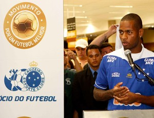 Dede Cruzeiro (Foto: Washington Alves / VIPCOMM)