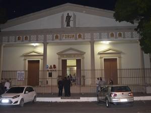 Resultado foi apurado no o prédio da OAB Amapá (Foto: Gabriel Dias/G1)