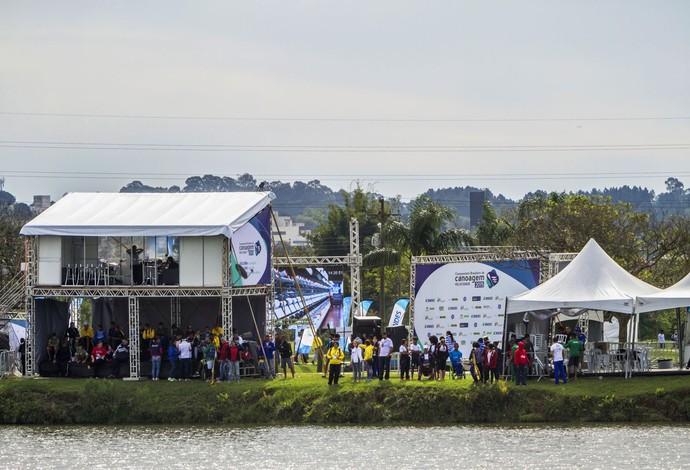 Canoagem velocidade: Curitiba recebe o Brasileiro da modalidade (Foto: CBCa / Divulgação)