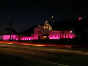 Convento cabo frio outubro rosa (Foto: Divulgação/Se Toca Cabo Frio)