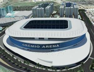 Arena do Grêmio (Foto: Divulgação)