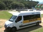 Motoristas de vans fazem carreata contra padronização em Itapetininga
