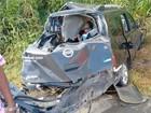 Irmãos gêmeos morrem em acidente com caminhão na BR-101, diz PRF