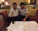 Pedro Ken assina com o Terek e diz que jogar na Europa é sonho realizado