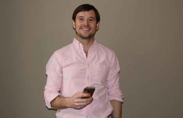 Clay Spencer, presidente-executivo do aplicativo de relacionamentos sério 'Kickoff'. (Foto: Divulgação/Kickoff)