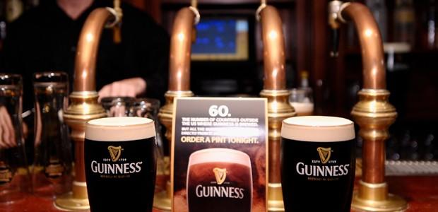 Novo método de produção vegana da Guinness deve entrar em vigor entre 2016 e 2017 (Foto: Getty Images)
