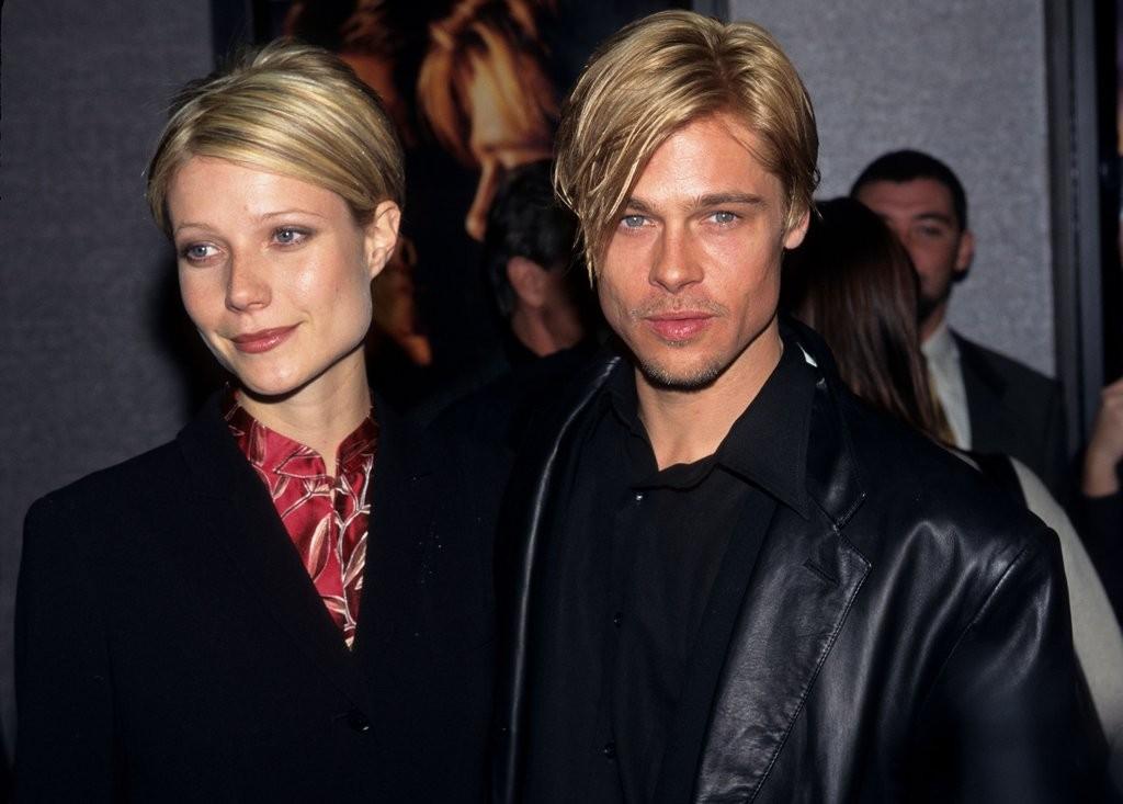 Gwyneth Paltrow e Brad Pitt (Foto: Divulgação)