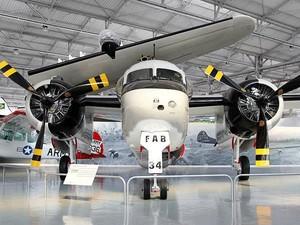 Museu da TAM em São Carlos conta atualmente com 90 aeronaves (Foto: Fabio Rodrigues/G1)