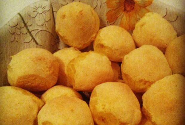 Pão de queijo mineirinho, sô (Foto: Colheradas)