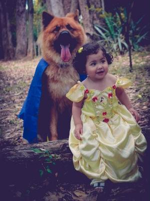 Thor e Rafa estão sempre juntos quando os pais se encontram (Foto: Vivian Rodrigues/Divulgação)
