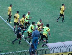 Volta Redonda x Friburguense - Campeonato Carioca (Foto: Assessoria Volta Redonda / Divulgação)