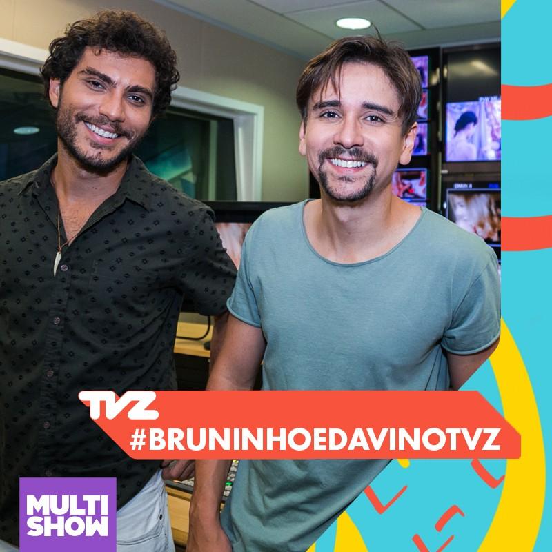 TVz Bruninho & Davi (Foto: Multishow)