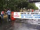 Servidores da UFMT entram em greve contra a PEC 241 que limita gastos