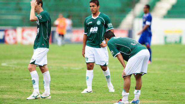 Vílson Tadei técnico do Guarani x São Caetano (Foto: Marcos Ribolli / Globoesporte.com)