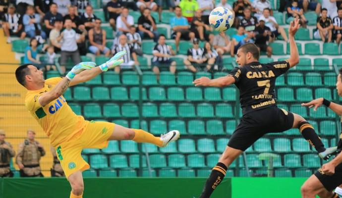 Figueirense x Chapecoense (Foto: Luiz Henrique/Figueirense FC)