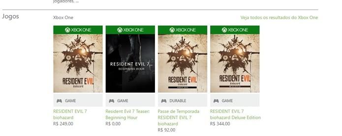 DLCs de Resident Evil 7 serão lançados em momento posterior (Foto: Reprodução/Felipe Demartini)