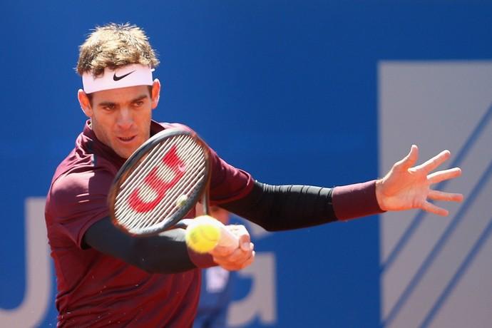 Juan Martín Del Potro Munique 2016 Tênis (Foto: Getty Images)