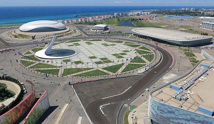 Circuito de Sochi (Foto: Divulgação)
