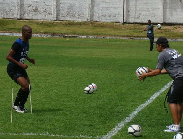 Flávio Boaventura, zagueiro do ABC (Foto: Divulgação/ABC)