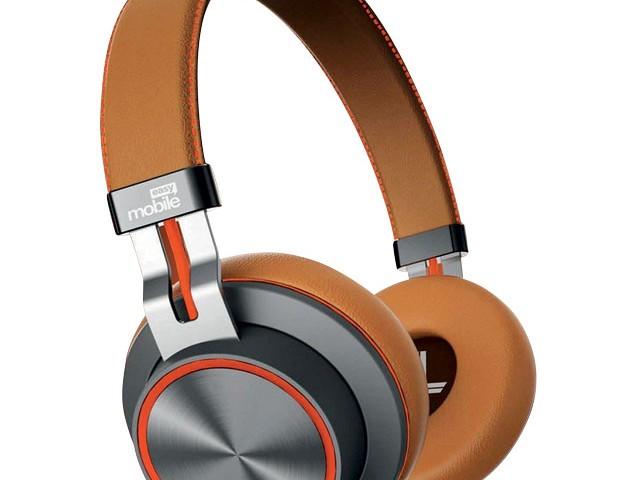 1. Música boa | Com conexão via bluetooth, esse fone de ouvido sem fio  É REVESTIDO DE COURO E tem boa acústica. pORTANTO, separe a sua playlist preferida, feche os olhos e simplesmente curta o som. Easy Mobile para o Ponto Frio, R$ 259,99. (Foto: Divulgação)