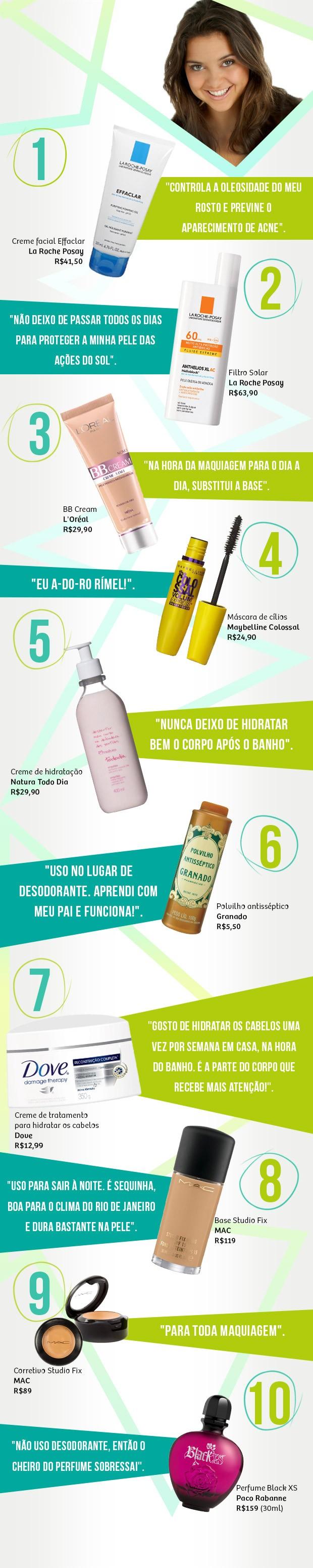 Top 10 Polliana Aleixo  (Foto: Leila Medeiros)