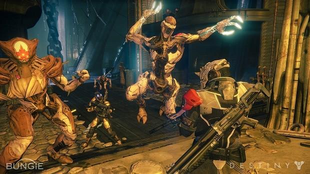 'Destiny' terá três classes de personagens para usar (Foto: Divulgação/Bungie)