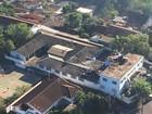 Temporal causa estragos; escola tem aulas canceladas em Blumenau
