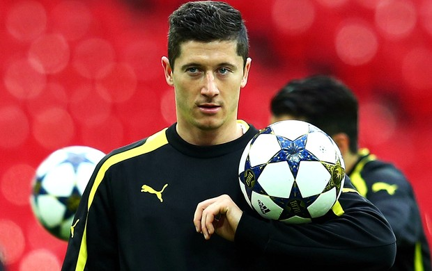 Lewandowski Borussia Dortmund (Foto: Getty Images)