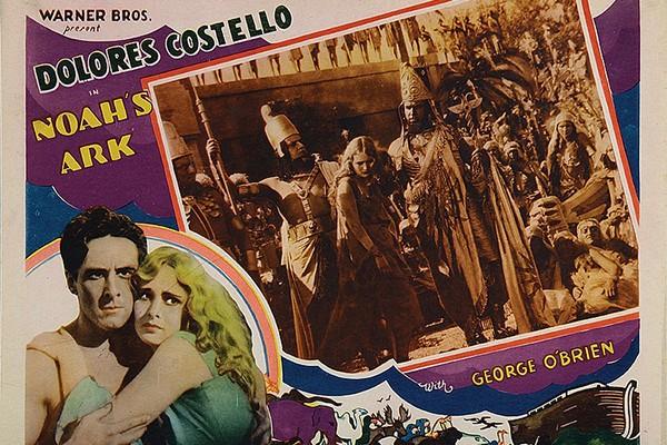 A Arca de Noé (1928) (Foto: Reprodução)