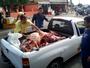 Órgãos apreendem mais de 500 kg de carne ilegal em açougues de Parintins