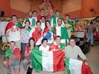 Peregrinos italianos se preparam para JMJ durante intercâmbio em MT