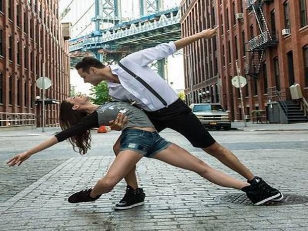 Casal de bailarinos irá ministrar oficina de dança em Bom Despacho (Foto: Assessoria/Divulgação)