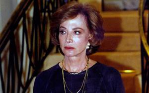 """Glória Menezes (Marta) em """"Torre de Babel"""" (1998)"""
