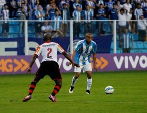 Nino Paraíba Avaí x Flamengo