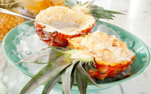'Cozinha Prtica Vero' - Ep. 20 - Doce de abacaxi com sorvete de creme (Foto: Ricardo Toscani )