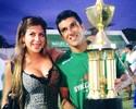Jeferson renova com o Boavista até 2017; Thiaguinho fica mais 30 dias