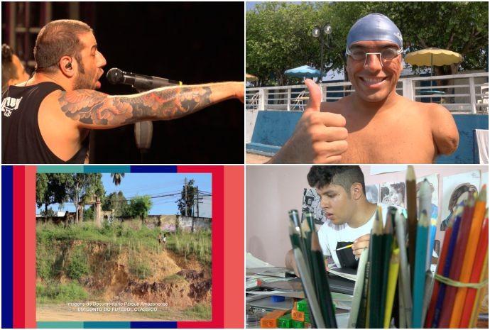 Confira os destaques do 'Zappeando' de sábado (12) (Foto: Zappeando)