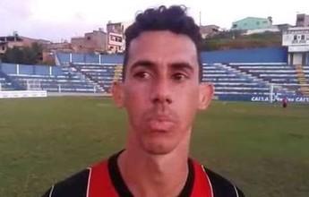 """Fabinho Vitória coloca Vera Cruz como postulante ao acesso e vê """"time forte"""""""