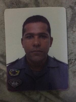 Sargento da PM Frankleyton Chaves Botelho  foi preso em São Luís (Foto: Divulgação/Polícia Civil)